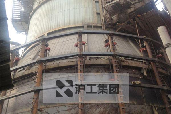 群吊电动葫芦成功安装使用